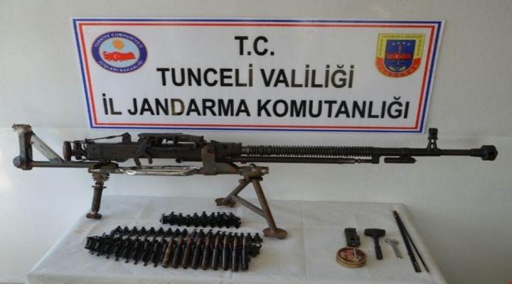 Teröristlere Ait Doçka Ve Mühimmat Ele Geçirildi