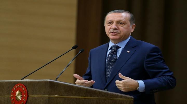 Erdoğan: Seçimin Olduğu Yerde Tek Adamlık Olmaz