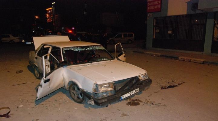 Şanlıurfada Silahlı Kavga: 2Si Polis 6 Yaralı