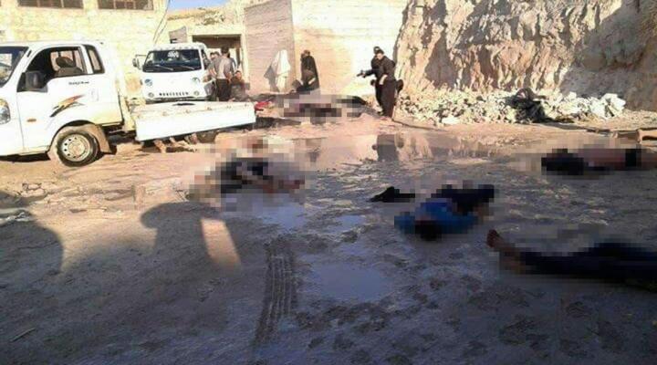 Bmye İdlib Çağrısı