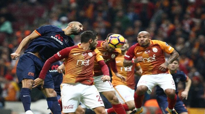 Başakşehir İle Galatasaray 18. Randevuda