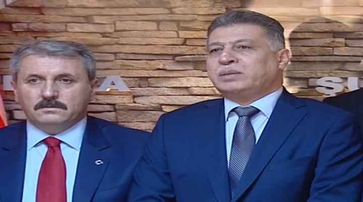 Irak Türkmen Cephesi Lideri Salihi: Yasa Dışıdır