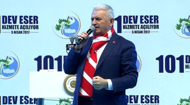 İzmire Büyük Müjde