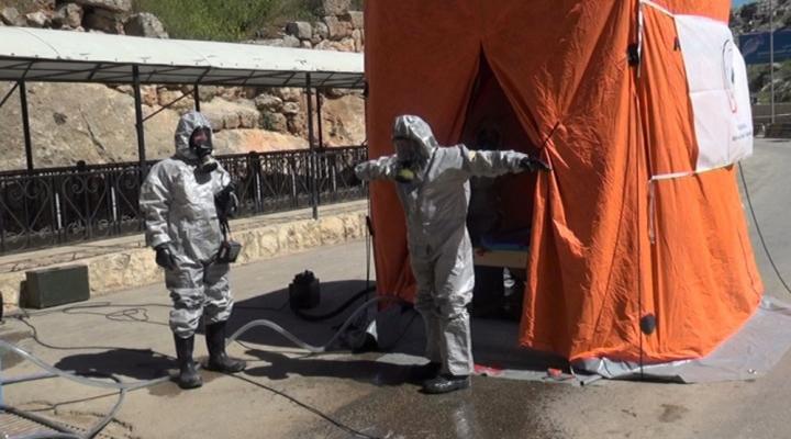 Sınırda Kimyasal Önlem