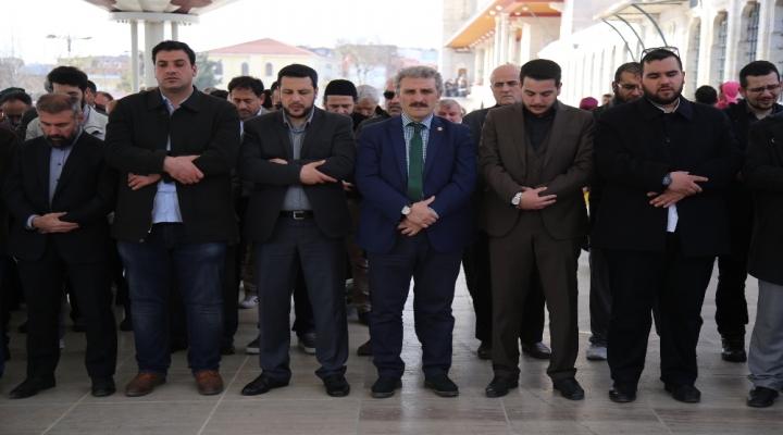 İstanbulda Katliamın Kurbanları İçin Gıyabi Cenaze Namazı