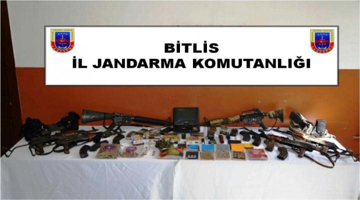 Bitliste 6 Terörist Etkisiz Hale Getirildi