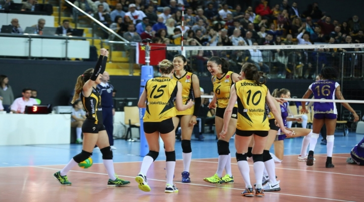 Vakıfbank Final-Fourda
