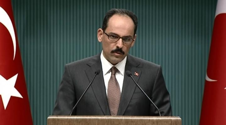 Cumhurbaşkanı Erdoğan İle Trump Görüşmesi...