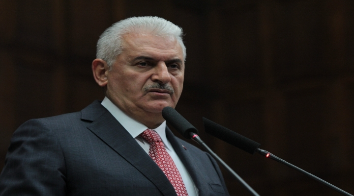 Başbakan Yıldırımın Hedefinde Kılıçdaroğlu Vardı