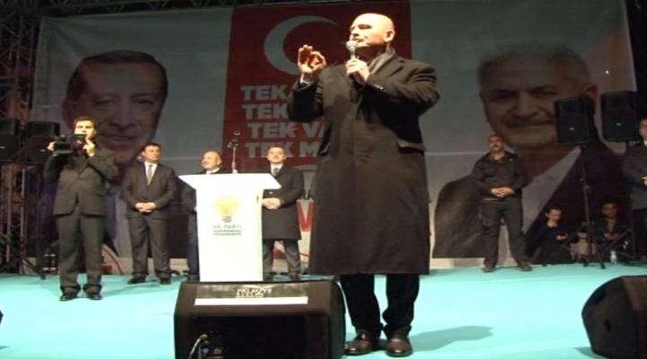 Kılıçdaroğlu, Terör Örgütünün Değirmenine Su Taşıyor