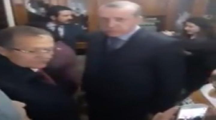 Cumhurbaşkanı Erdoğandan Sürpriz Ev Ziyareti
