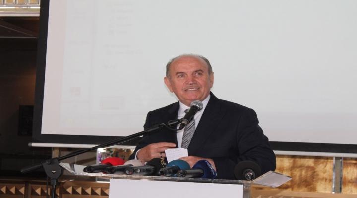 Başkan Kadir Topbaş, Ayamama Deresi Projesini Açıkladı