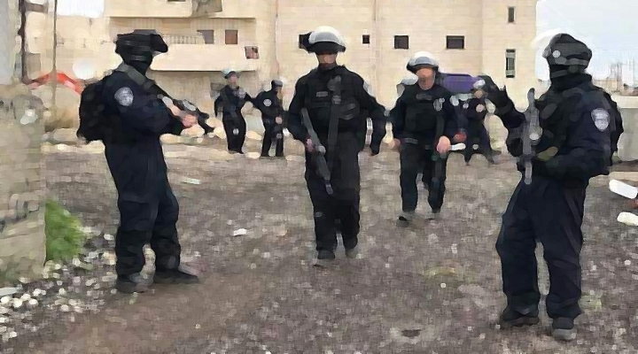 İsrail Askerleri 24 Filistinliyi Gözaltına Aldı