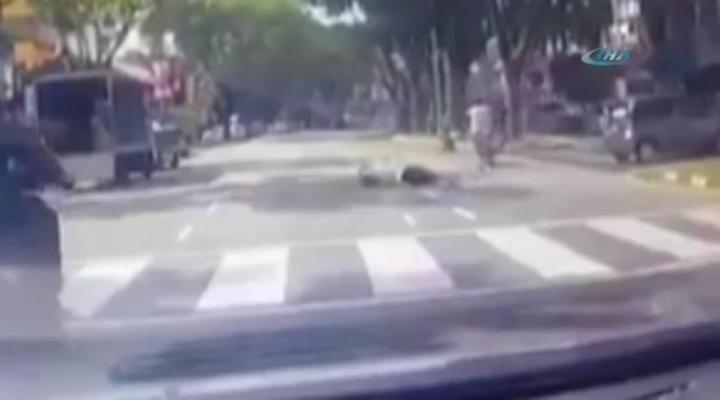 Trafik Canavarı Can Aldı