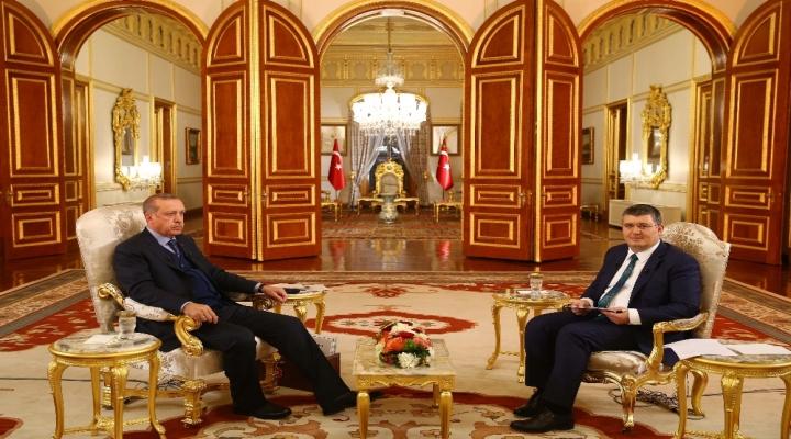 Cumhurbaşkanı Erdoğan Kılıçdaroğlunu Topa Tuttu