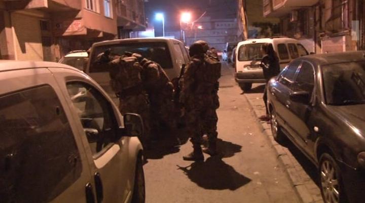 4 İlde Deaş Operasyonu: 159 Gözaltı