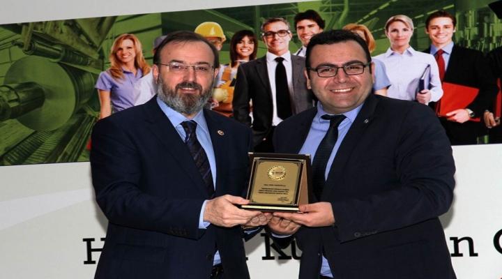 Hema Endüstriye İstihdama En Fazla Destek Sağlayan Şirket Ödülü