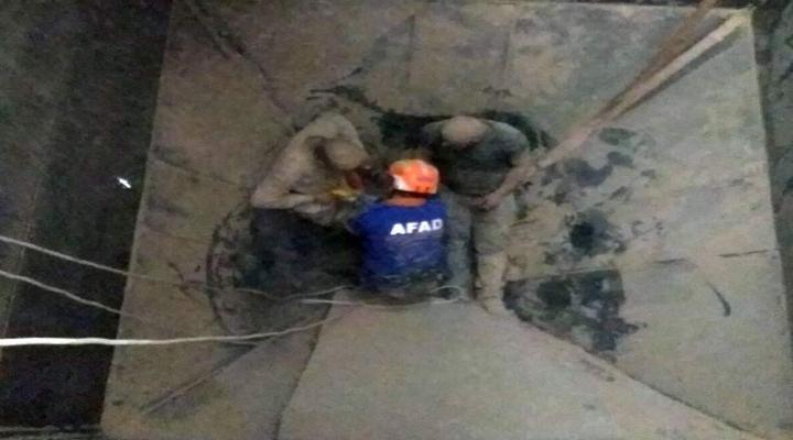 İşçiler Tutkal Kazanına Düştü