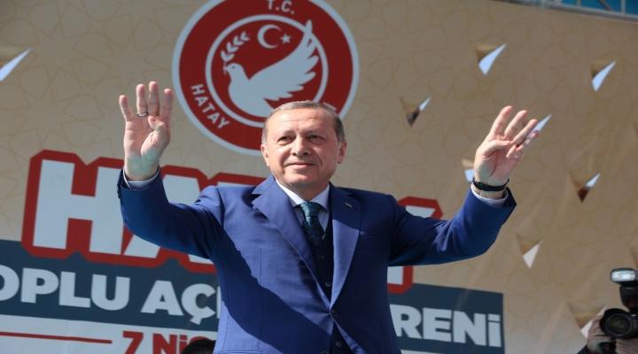 Erdoğan: 16 Nisan Aynı Zamanda İdam Talebinin Tescili Olacaktır