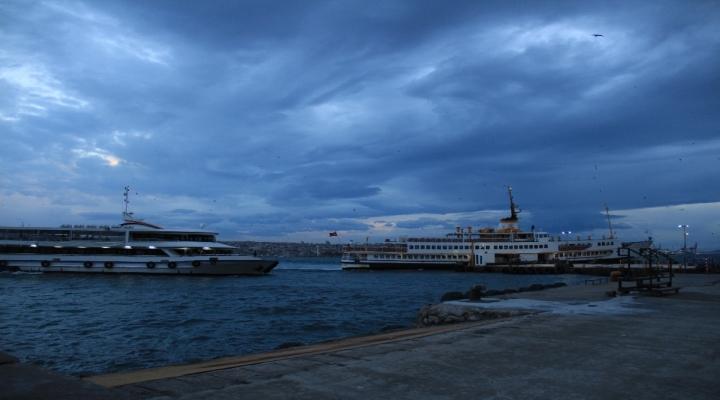 Hafta Sonu Feribot Ve Deniz Otobüsü Sefer İptalleri