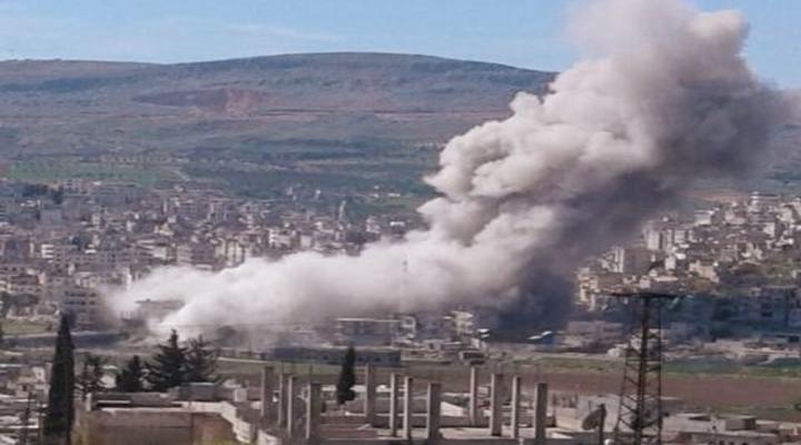 İdlibdeki Saldırıda Rusyanın Payı Araştırılıyor