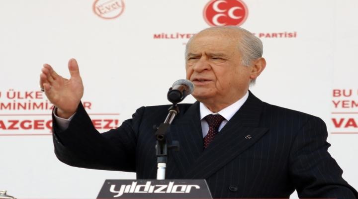 Bahçeliden Kılıçdaroğluna Kontrollü Darbe Tepkisi