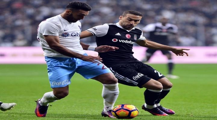 Trabzonda Dev Maç