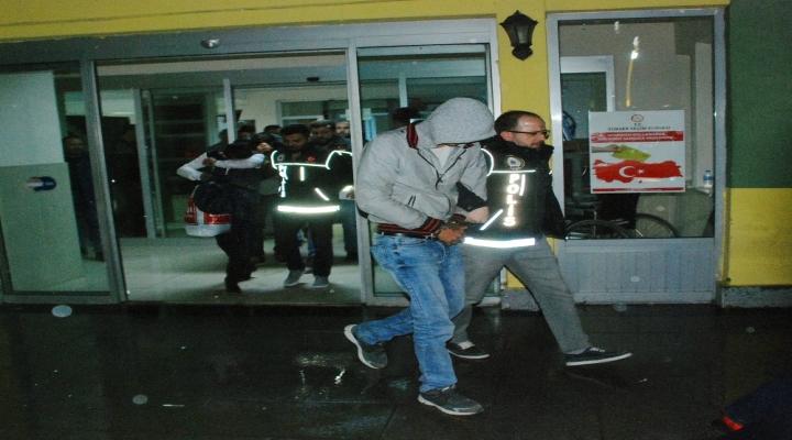 4 İlde Uyuşturucu Operasyonu: 9 Tutuklama