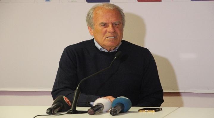 Mustafa Denizli: Bugün Hata Yapma Günümüzdü