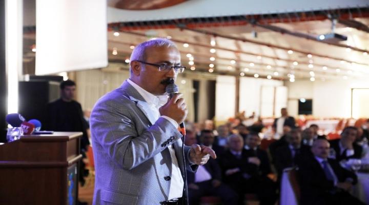 Bakan Elvan: Haram Olsun Devletin Sana Verdiği Para
