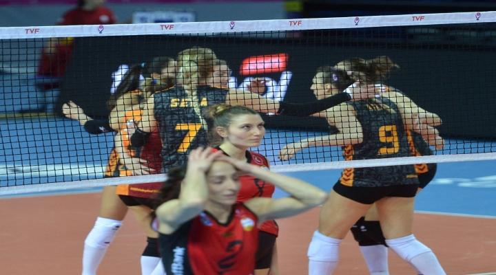 Galatasaray Avantajı Yakaladı