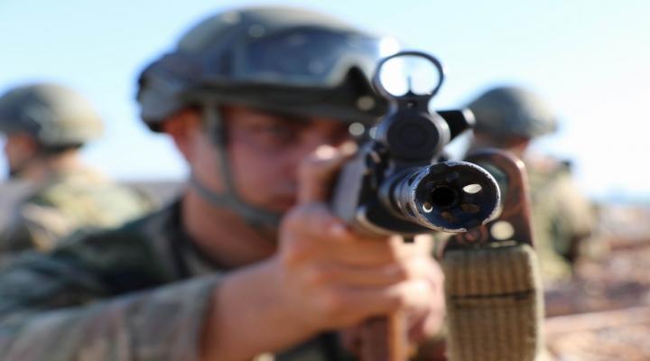 Mardinde Çatışma: 7 Terörist Öldürüldü
