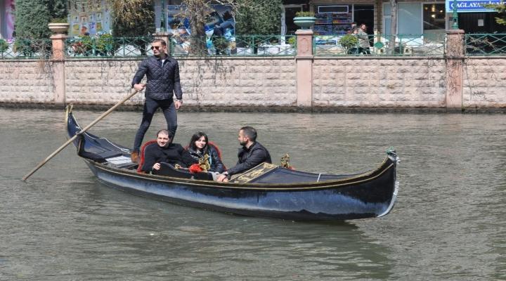 Venedik Değil Eskişehir!