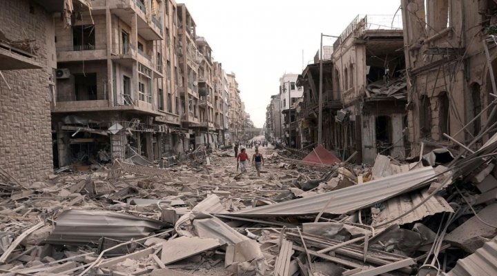 İtalyada G7 Zirvesi: Gümdemde Suriye De Var