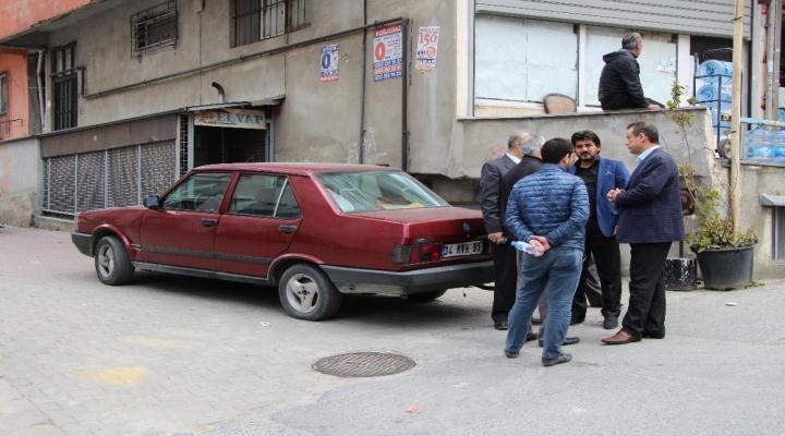 İstanbulda Güpegündüz Silahlı Soygun