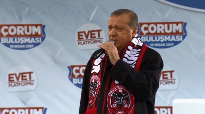 Cumhurbaşkanı Erdoğandan O İlçelere Müjde
