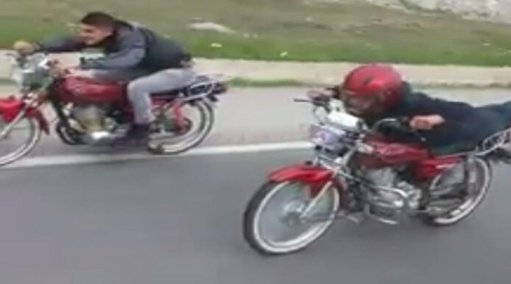 Trafiği Tehlikeye Düşürmüşlerdi: Ceza Yağdı