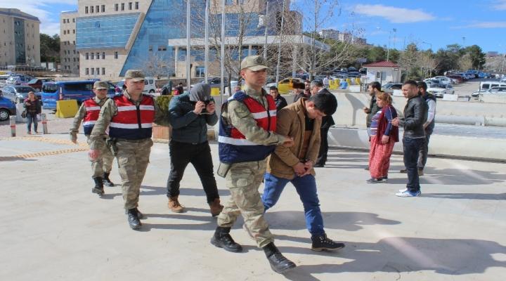 4 Askere Fetöden Tutuklama