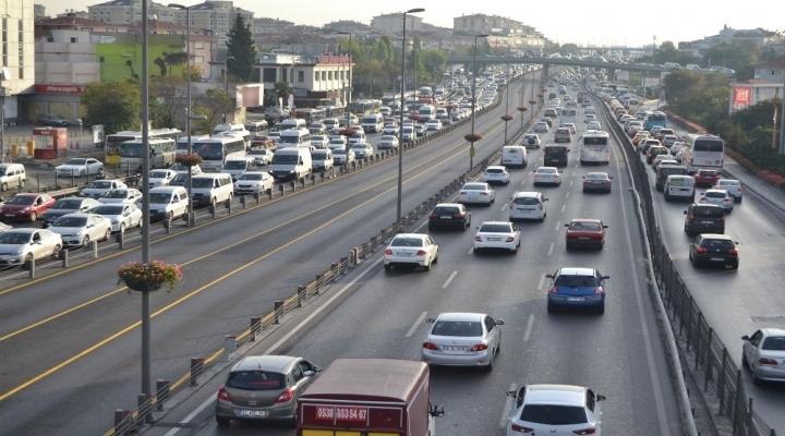 Tüik Trafikteki Araç Sayısını Açıkladı