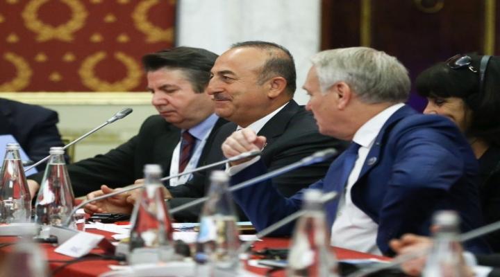 Bakan Çavuşoğlu G7 Zirvesine Katıldı