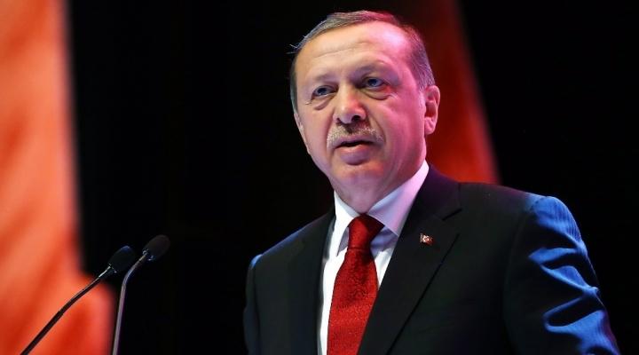 Erdoğan Hamursuz Bayramını Kutladı
