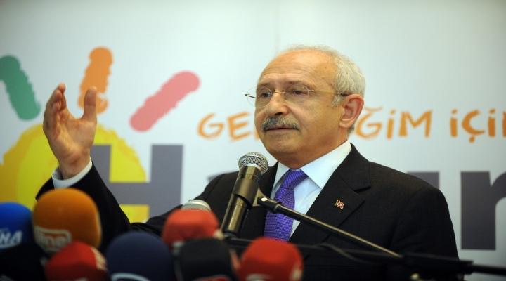 Kılıçdaroğlundan Erdoğana Yenikapı Cevabı