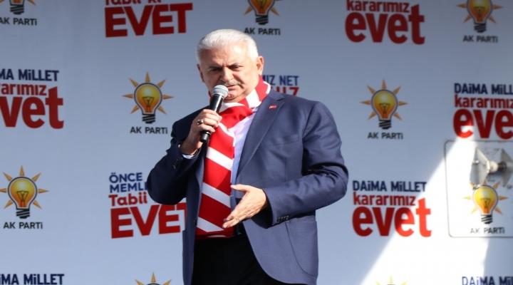 Başbakandan Baykala: O Sevincin Kursağında Kalacak
