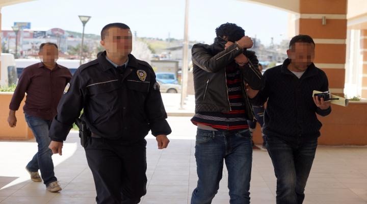 160 Bin Tllik Ziynet Eşyası Çalan Dolandırıcı Tutuklandı