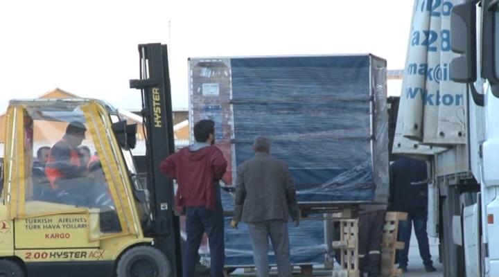 Yurt Dışı Oyları Ankaraya Getiriliyor