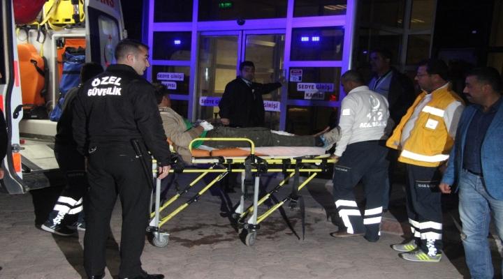 El Babda Patlama: Yaralılar Var