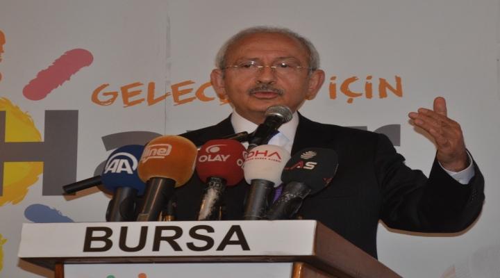 Kılıçdaroğlu: Vatandaşa Gitmedik, Konuşmadık...