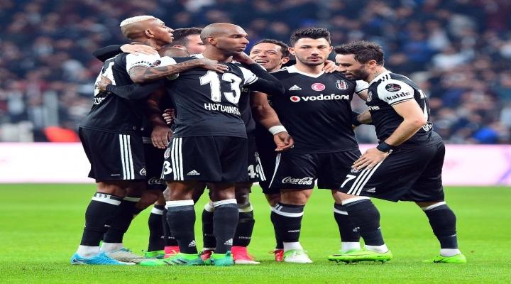 Beşiktaş Lyonda Vodafone Arenayı Hissedecek