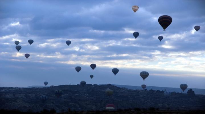 8 Yılda 7 Balon Kazası
