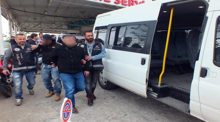 Aranan 8 Fetöcü Rodosa Kaçmaya Çalışırken Yakalandı